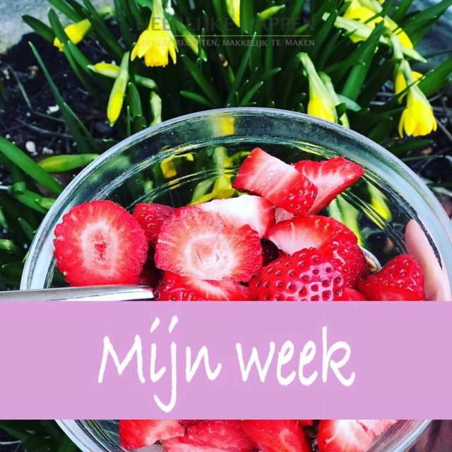 Week 11 weekvlog Heerlijke Happen