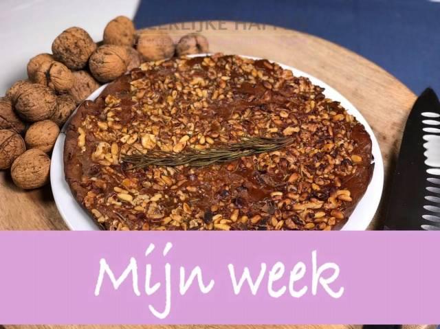 week 12 weekvlog Heerlijke Happen