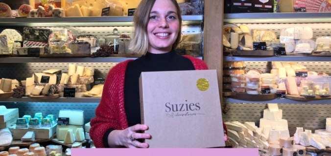 francine bij Suzies cheesestories