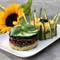Zomerse salade challenge