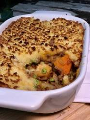 Shepards pie met knolselderij