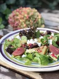 tri colore bietjes salade