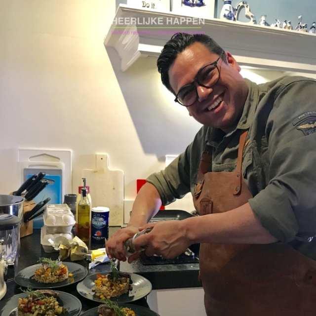 Chef aan huis: Chef Danny Jansen