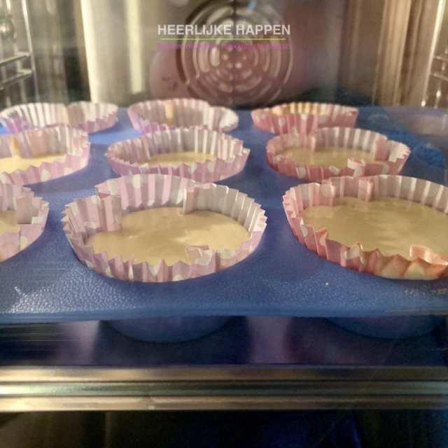 Homemade shake & bake cupcakes