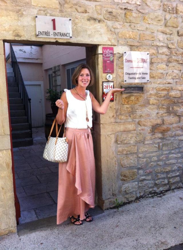 Chardonnay blog met gegratineerde mosselen