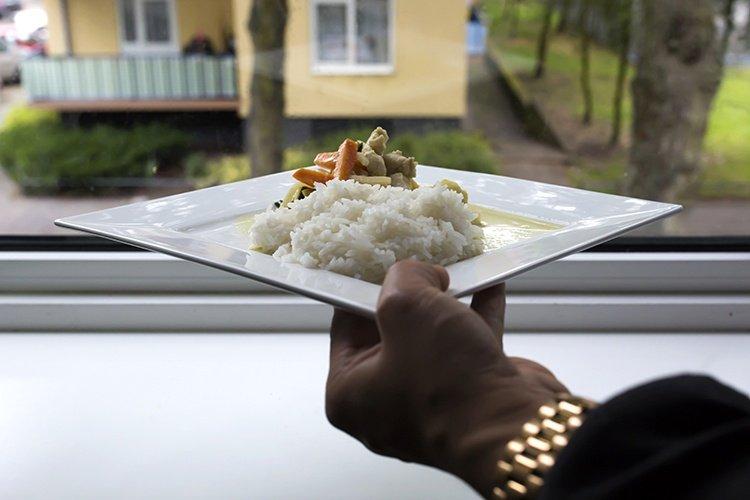 De Thaise keuken van Mayura - Groene curry