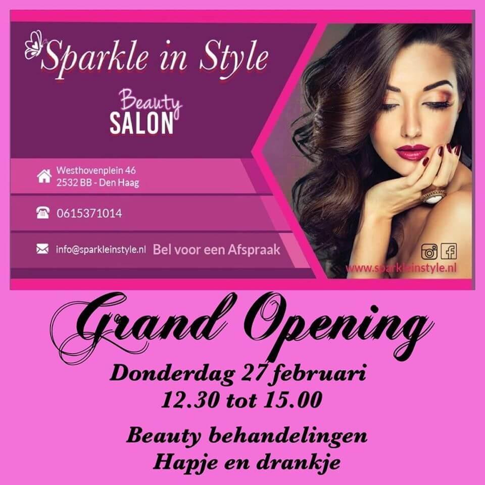 Sparkle in Style opent in Moerwijk Den Haag Made in Moerwijk via Moerwijk Coöperatie