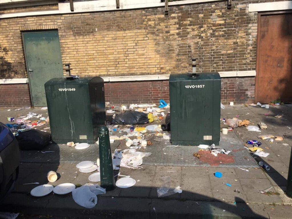 Ratten Moerwijk Den Haag probleem overlast plaag offensief bewoners de wijk Moerwijk Cooperatie bewonersorganisatie Moerwijk bewonersbedrijf Moerwijk Wijk Organisatie Moerwijk