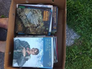 National Heritage mags