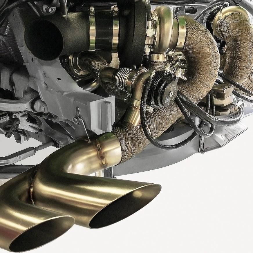 Twin Turbo Lamborghini Huracan - Heffner Performance