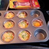Gebackene Eier in Muffinform - Willkommen zum Brunch!