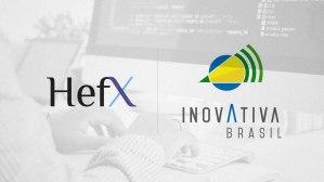 Hefx é um dos três projetos de Alagoas selecionados pelo programa Inovativa Brasil