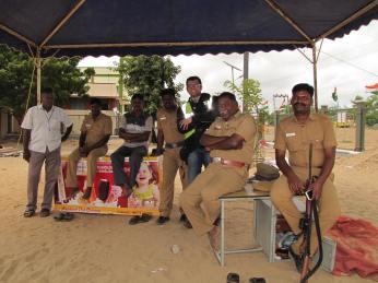 The police Walas