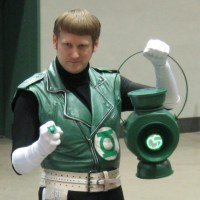 Green Lantern Cosplay Pix