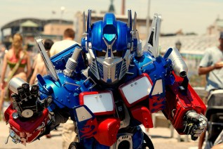 Movie Optimus Prime