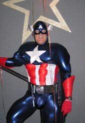 Captain America shiny