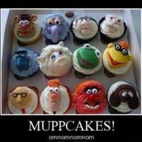 Muppcakes