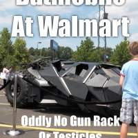 THE DARK KNIGHT RISES At Walmart