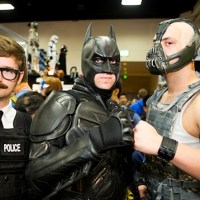 THE DARK KNIGHT RISES Cosplay