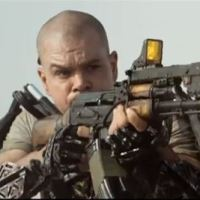 ELYSIUM Trailer Shows That It's Better Up There