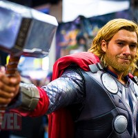 Odin's Beard! It's THOR Cosplay 2