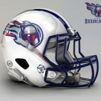 NFL Helmets, STAR WARS Style