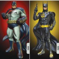 75 Years of BATMAN Evolution