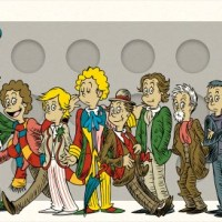 DOCTOR WHO Imagined by Doctor Seuss
