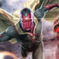 AVENGERS: AGE OF ULTRON Cosplay Day 1 - Vision