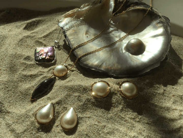 The Enchantment of Mabé Pearls