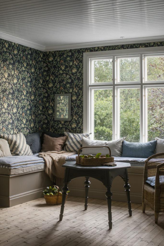 Hvordan Velge Tapet Hege Wolner Interiordesign