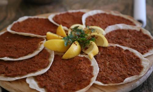 Homemade Lahmajun Meat Pie Recipe – Լահմաջուն