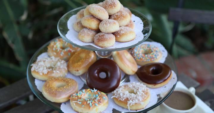 Baked Doughnuts Recipe