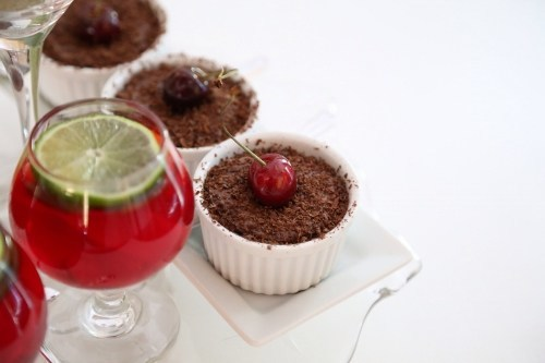 Chocolate Mousse Souffle Cupcake Recipe
