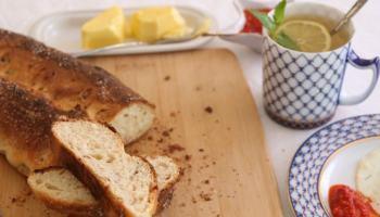 Homemade White Bread Baguette Recipe - Heghineh com