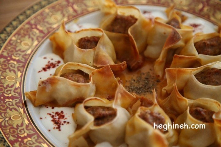 Armenian Manti Recipe - Armenian Cuisine