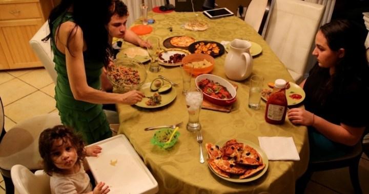 Our Sunday Dinner