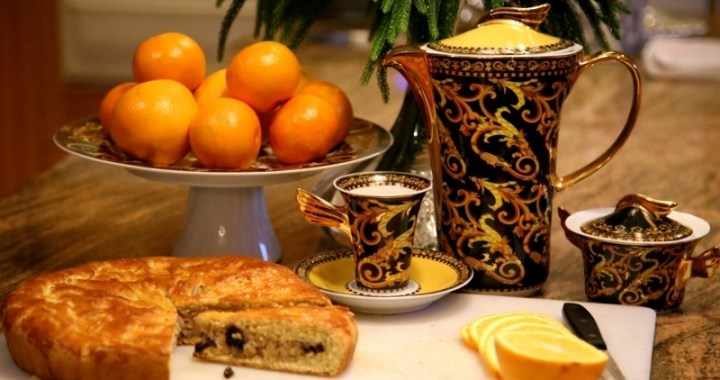 Easy Holiday Desserts – Armenian Gata