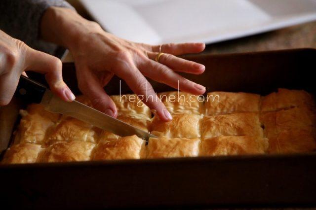 Cheese Borek Recipe - Պանրահաց