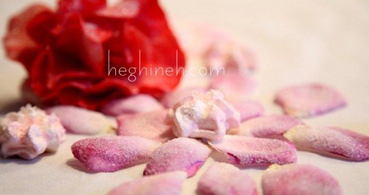 Sugar Rose Petals
