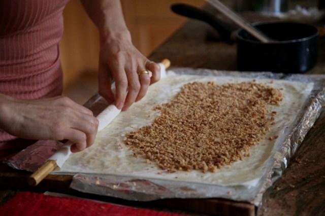 Baklava Rolls Recipe - Пахлава