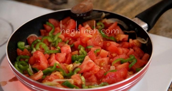 How to make Tomato Omelette