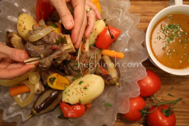 Armenian Khashlama Recipe - Խաշլամա