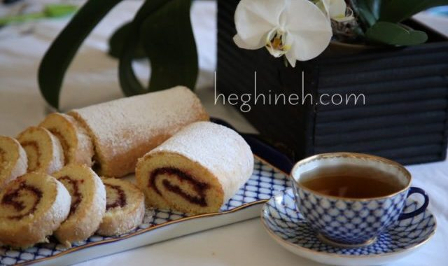 Recipe roulette archives heghineh cooking show tag archives recipe roulette swiss roll with jam heghineh cooking show forumfinder Image collections