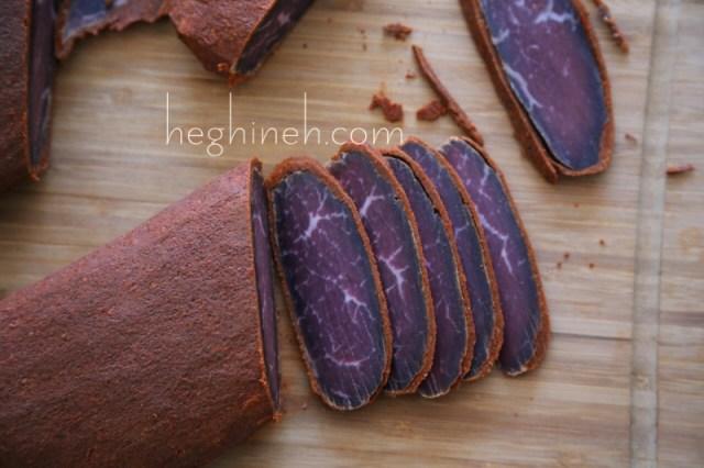 Cured Meat Recipe - Basturma Բաստուրմա Бастурма