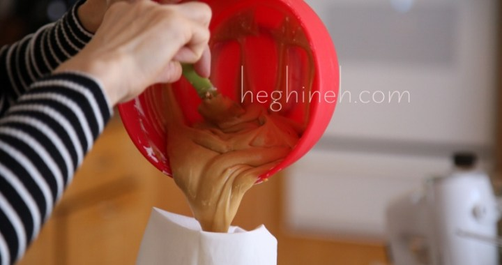 Wafer Rolls with Caramel Buttercream - Вафельные трубочки