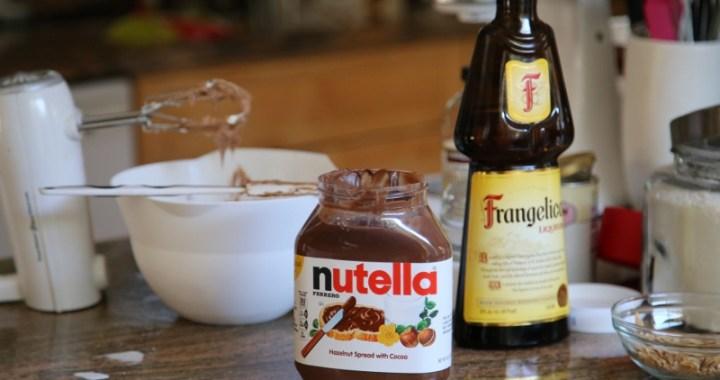 Chocolate Nutella Swiss Roll Recipe