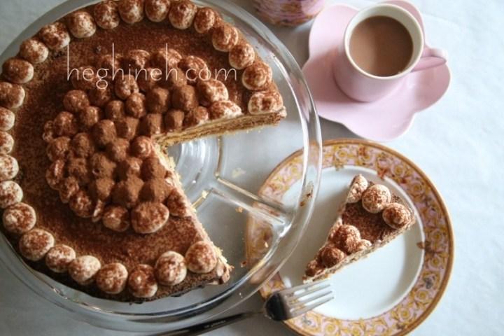 Tiramisu Honey Cake Recipe