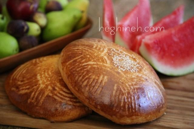 Armenian Sweet Bread Bagharj - Բաղարջ