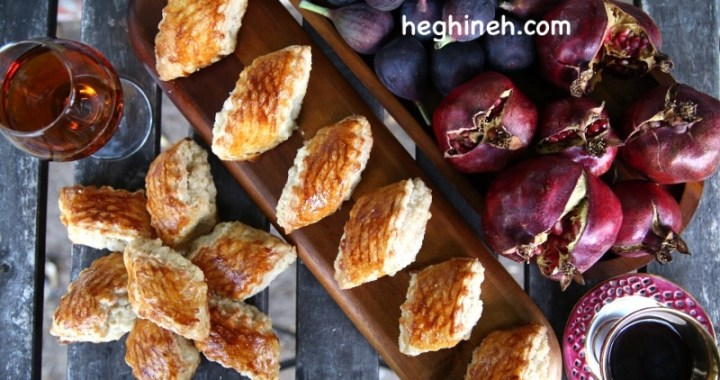 How to Make Armenian Gata with Puff Pastry
